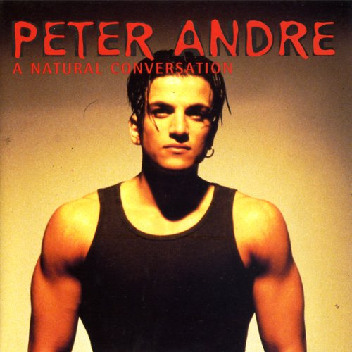 Peter Andre audiobook cover art