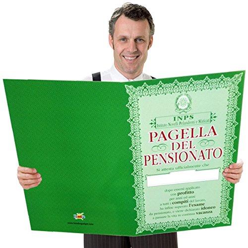 Pagella Del Pensionato