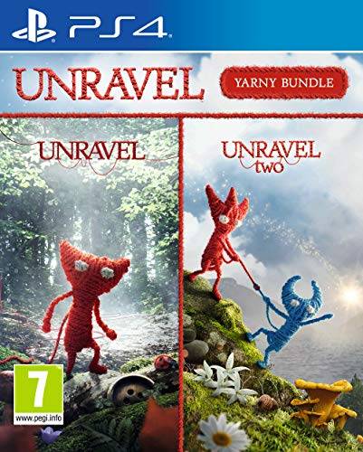 Unravel Yarny Bundle - PlayStation 4 [Importación italiana]