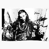 War Pirate Walrus Captain O Manowar Sails Flint Man James