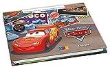 Cars - libro juego para trabajar la atención / Editorial GEU/ A partir de 6 años / Mejora la falta de atención / Trabaja mediante piezas puzle (Niños de 3 a 6 años)
