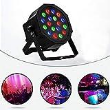 CRITY - Lámpara LED para escenarios, Control por Voz, iluminación para Fiestas, Navidad, decoración