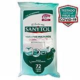 Sanytol Desinfectantes Multiusos - X 30 Toallitas, 1