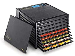 Excalibur 2900ECB 9-Tray Economy Dehydrator Review - see it on Amazon