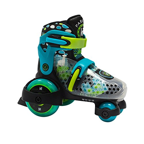 KRF The New Urban Concept Patin Baby Quad, Bebé-Niños, Azu