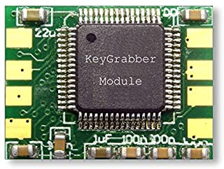 KeyGrabber Forensic Keylogger Module Pro - USB Hardware Keylogger module met 16 MB Flash en programmeerbare toets Drukinje...