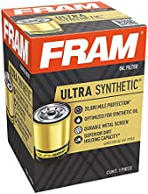 Fram XG7317Ultra Synthetic, 20K Mile Change Interval Spin-On Oil Filter with SureGrip (XG7317)