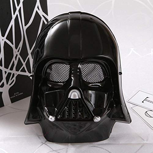 XWYWP Máscara de Halloween Cosplay Casco Máscara de Terror Soldados Halloween Festival Fiesta Suministros MaskS7