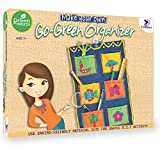 ABOUT THIS KIT - Jute is a natural fibre. It is biodegradable and eco-friendly and so a Go-Green material. It has many advantages over synthetics and protects the environment and maintains the ecological balance. This Go-Green Toykraft Art and Craft ...