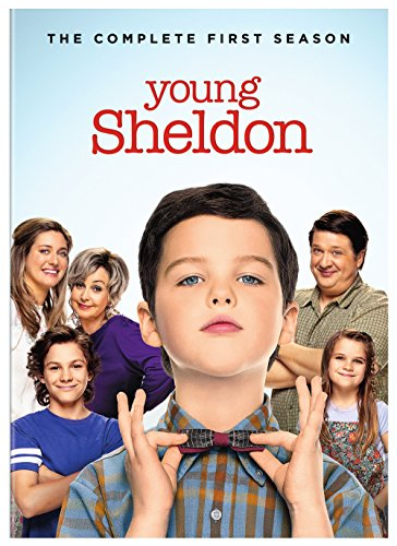 Young Sheldon: The Complete First Season (DVD)