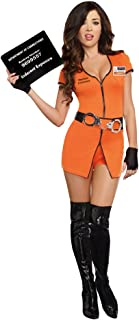 Dreamgirl Women's Locked Up Costume