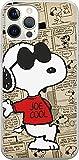 ERT GROUP Funda Original y con Licencia Oficial de Snoopy pa