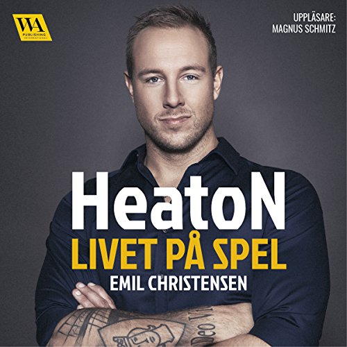 HeatoN audiobook cover art