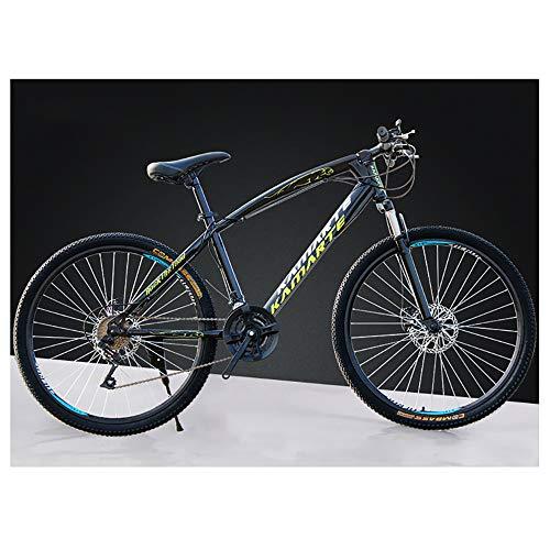 Link Co Bicicleta de montaña Frenos de Doble Disco de 26 Pulgadas...