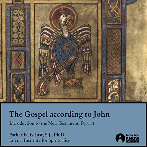 The Gospel According to John audiobook cover art