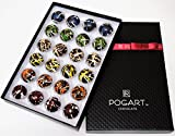 POGART handcrafted luxury 70 % dark chocolate with coffee espresso...