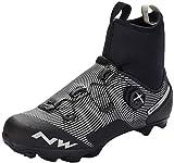 Northwave Celsius XC GTX Winter MTB Reflective 2021 - Zapatillas para bicicleta de montaña, color negro, color Negro, talla 41.5 EU