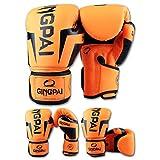 XYXZ Guantes De Boxeo MMA Adult Kick Boxing Gloves Muay Thai Training Fighting...