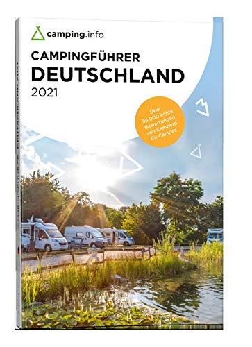 camping.info Campingführer Deutschland 2021