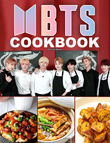 BTS Cookbook: Put The Phone Down And Improve Your Cooking Skills With Your Idol Bts