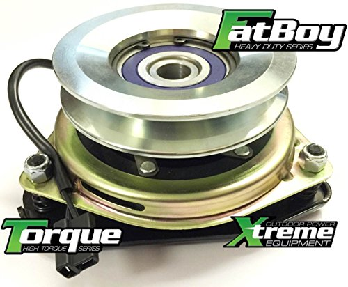 Xtreme Outdoor Power Equipment X0544 Compatible with/Replacement for: MTD 02002160P PTO Clutch with High Torque & Fatboy Bearing Upgrade