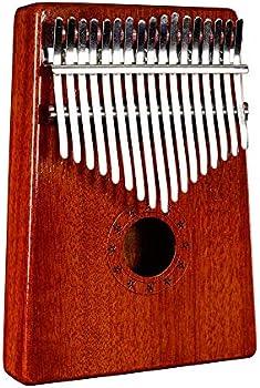 Amazon Basics Portable 17 Key Thumb Piano Kalimba