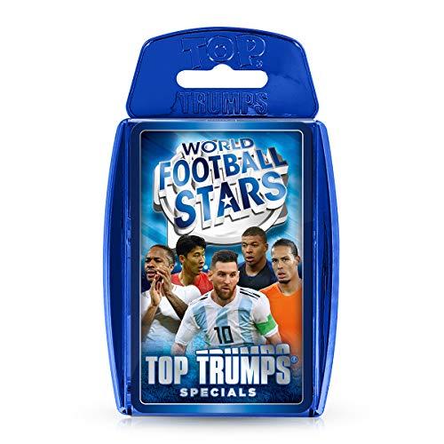 World Football Stars Top Trumps Specials Juego de Cartas