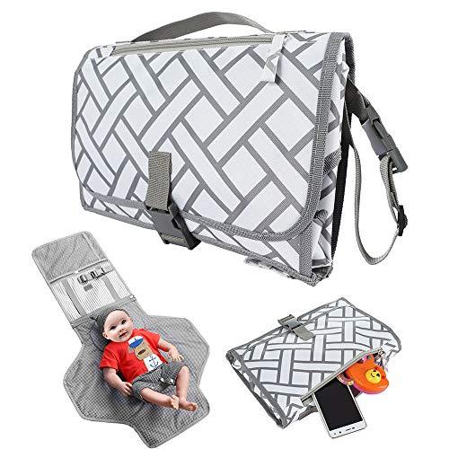 Luier Veranderende Pads Baby's Te Verschonen Draagbare Luiertas Waterproof Luier Pad Mummy Tas Travel Carry Luiertas