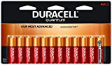 Duracell Quantum AA Alkaline Batteries - Long Lasting, All-Purpose Double A...