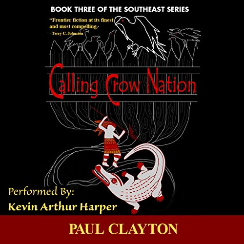Calling Crow Nation audiobook cover art