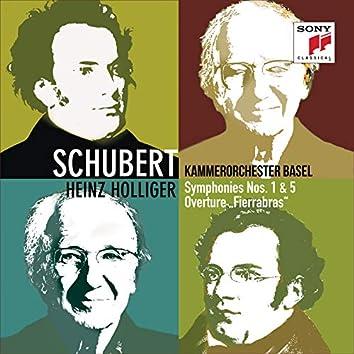 Schubert: Symphonies Nos. 1 & 5, Fierrabras Overture