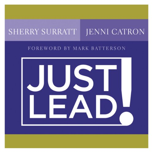 Just Lead! audiobook cover art