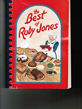 Plastic Comb The Best of Ruby Jones Book