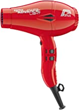 Parlux Advance Light Ionic and Ceramic Hair Dryer - Red