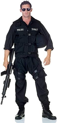 Horror-Shop S.W.A.T. Police M er Kostüm als Berufsuniform