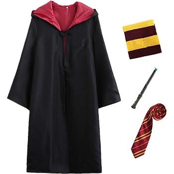 O.AMBW-Disfraz de Capa para Adultos y niños de Harry Potter, Juego ...