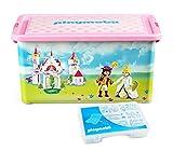 Playmobil 064662 - Caja con compartimentos para juguetes, diseño de...