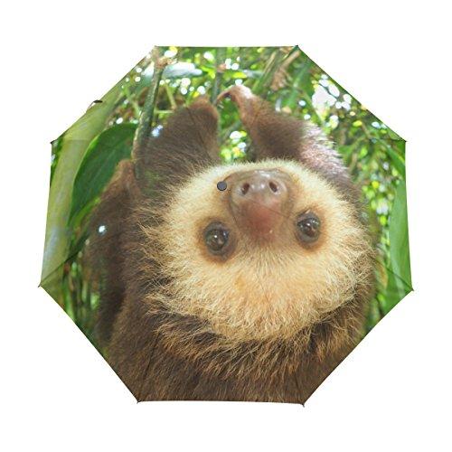 Sloth Travel Umbrella