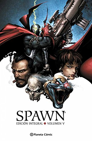 Spawn (Integral) nº 05 (Independientes USA)