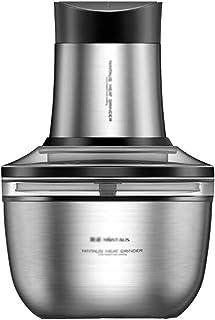 18fc986132e Meat Grinder Hachoir électrique pour hacher Les Aliments, Mini-Robot 200W,  Moulin à