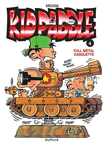 Kid Paddle, tome 4 : Full métal casquette