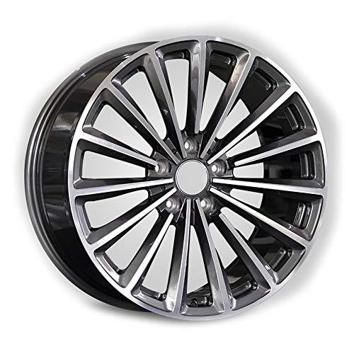 GYZD Alu Felgen 21 Zoll Durchfluss geschmiedete Radlegierung Ersatzrad Auto Rad Maschine Aluminium Felge Passend für R21*11J Reifen Geeignet für X1 X3 X5 X6 m5 1 Stück,I