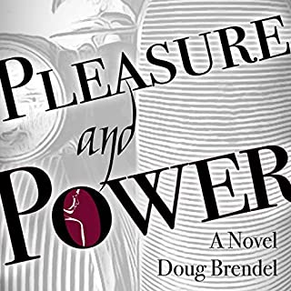 Pleasure and Power audiobook cover art