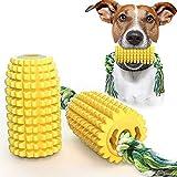 Juguete del Perro del Cepillo de Dientes del Limpiador Anti-aplastante del palillo Molar del Juguete del Perro con la Cuerda