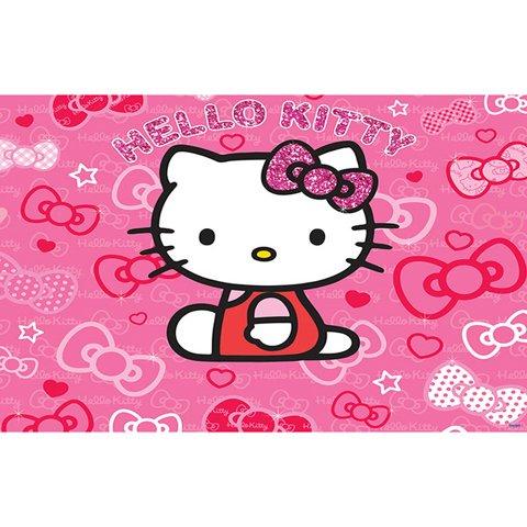 Walltastic Adhesif Mural Stickers muraux Chambre Enfant cm 244 x 305 Hello Kitty