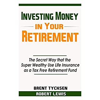 Investing Money in Your Retirement audiobook cover art