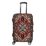 Ruchen - Funda protectora para maleta, estilo tribal persa, étnico, estilo vintage,...