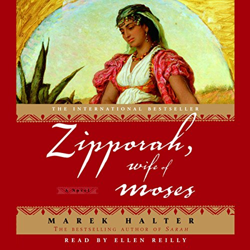 Zipporah, Wife of Moses audiobook cover art
