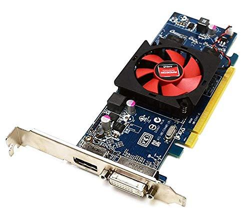 First4GraphicCards - Tarjeta gráfica de vídeo (ATI, Radeon HD 7470, PCI Express x16, 1024 MB (1 GB)