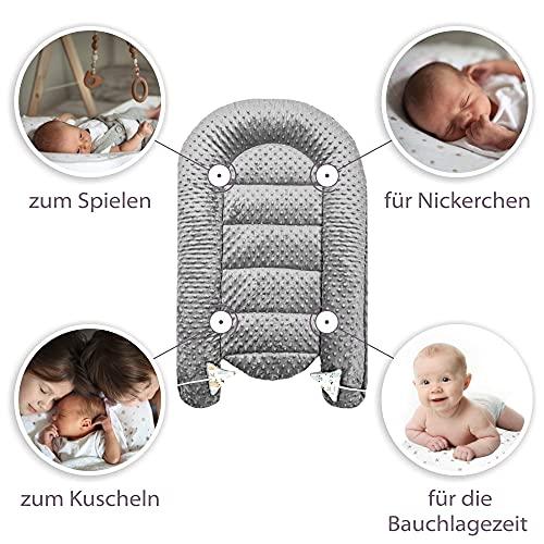 Amazinggirl Cunas nido para bebés